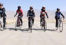 Afghan Women Cycles